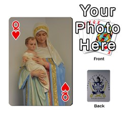 Queen Room 19 Final By Tatyana Schierl   Playing Cards 54 Designs   G71ruqcetty3   Www Artscow Com Front - HeartQ