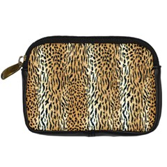 Exotic Animal Skin Digital Camera Leather Case by photogiftanimaldesigns