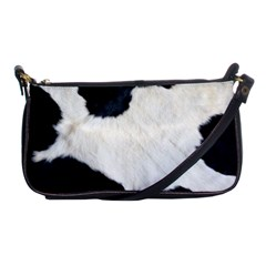 Cow Skin Shoulder Clutch Bag by photogiftanimaldesigns