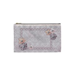 Angel Eyes Cosmetic Bag (s) By Mikki   Cosmetic Bag (small)   2i72ohkslojc   Www Artscow Com Front