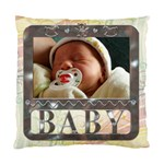 Baby Cushion Case (1 Sided) - Cushion Case (One Side)
