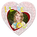 lOVE - Jigsaw Puzzle (Heart)