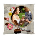 My Love For You ... Cushion Case (2 Sided) - Standard Cushion Case (Two Sides)
