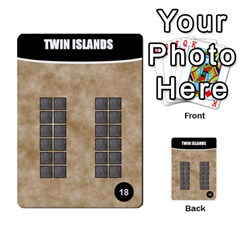Forbidden Island Variants By Ian Noble   Multi Purpose Cards (rectangle)   L26l0q8wb3ir   Www Artscow Com Front 1