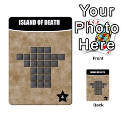 Forbidden Island Variants By Ian Noble   Multi Purpose Cards (rectangle)   L26l0q8wb3ir   Www Artscow Com Front 9