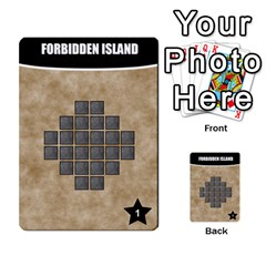 Forbidden Island Variants By Ian Noble   Multi Purpose Cards (rectangle)   L26l0q8wb3ir   Www Artscow Com Front 10
