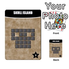 Forbidden Island Variants By Ian Noble   Multi Purpose Cards (rectangle)   L26l0q8wb3ir   Www Artscow Com Front 3