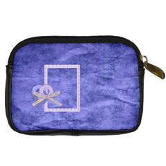 Spring Fancy Camera Bag 1 By Lisa Minor   Digital Camera Leather Case   Rsoujkriheq8   Www Artscow Com Back
