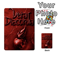 Vera Discordia Akerith By John Sein   Multi Purpose Cards (rectangle)   28vrbu42b78h   Www Artscow Com Front 54