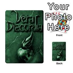 Vera Discordia Ordenes By John Sein Back 17