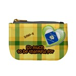leader gift 2010-11Plaid - Mini Coin Purse