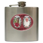 Anniversary Flask - Hip Flask (6 oz)