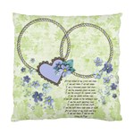 In Memory/Loss/Death-Custom Cushion Case (Two Sides)  - Standard Cushion Case (Two Sides)