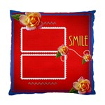 2sides pillow case / color me happy - simply you kits - Cushion Case (Two Sides)