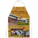 Football apron1 - Full Print Apron