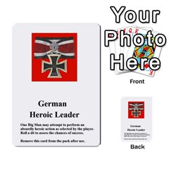 Iabsm Axis Generic Cards By T Van Der Burgt   Multi Purpose Cards (rectangle)   02nlz3hq1ymo   Www Artscow Com Back 12
