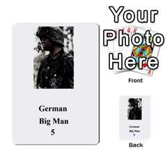 Iabsm Axis Generic Cards By T Van Der Burgt   Multi Purpose Cards (rectangle)   02nlz3hq1ymo   Www Artscow Com Back 13