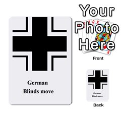 Iabsm Axis Generic Cards By T Van Der Burgt   Multi Purpose Cards (rectangle)   02nlz3hq1ymo   Www Artscow Com Back 14