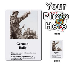 Iabsm Axis Generic Cards By T Van Der Burgt   Multi Purpose Cards (rectangle)   02nlz3hq1ymo   Www Artscow Com Back 27