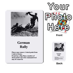 Iabsm Axis Generic Cards By T Van Der Burgt   Multi Purpose Cards (rectangle)   02nlz3hq1ymo   Www Artscow Com Back 28