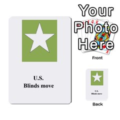 Iabsm Us Generic Cards By T Van Der Burgt   Multi Purpose Cards (rectangle)   6b39y4dl70br   Www Artscow Com Back 11