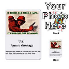 Iabsm Us Generic Cards By T Van Der Burgt   Multi Purpose Cards (rectangle)   6b39y4dl70br   Www Artscow Com Back 16