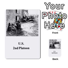 Iabsm Us Generic Cards By T Van Der Burgt   Multi Purpose Cards (rectangle)   6b39y4dl70br   Www Artscow Com Back 28