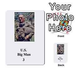 Iabsm Us Generic Cards By T Van Der Burgt   Multi Purpose Cards (rectangle)   6b39y4dl70br   Www Artscow Com Back 35