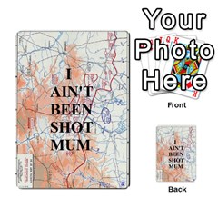 Iabsm Us Generic Cards By T Van Der Burgt   Multi Purpose Cards (rectangle)   6b39y4dl70br   Www Artscow Com Front 39