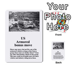 Iabsm Us Generic Cards By T Van Der Burgt   Multi Purpose Cards (rectangle)   6b39y4dl70br   Www Artscow Com Back 43