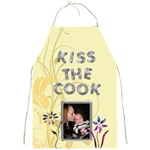 Kiss The Cook Apron - Full Print Apron