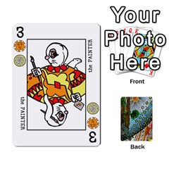 King Decktet By Melody   Playing Cards 54 Designs   P3cjj4h2c9v3   Www Artscow Com Front - SpadeK