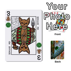 Ace Decktet By Melody   Playing Cards 54 Designs   P3cjj4h2c9v3   Www Artscow Com Front - SpadeA