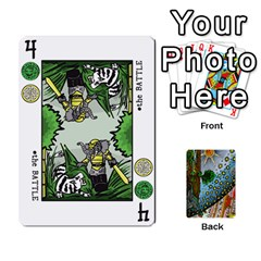 Decktet By Melody   Playing Cards 54 Designs   P3cjj4h2c9v3   Www Artscow Com Front - Heart2