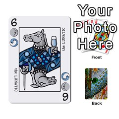 Decktet By Melody   Playing Cards 54 Designs   P3cjj4h2c9v3   Www Artscow Com Front - Heart8