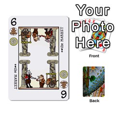 Decktet By Melody   Playing Cards 54 Designs   P3cjj4h2c9v3   Www Artscow Com Front - Heart9