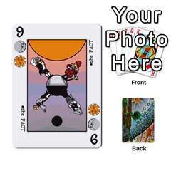 Decktet By Melody   Playing Cards 54 Designs   P3cjj4h2c9v3   Www Artscow Com Front - Diamond4