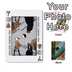 Decktet By Melody   Playing Cards 54 Designs   P3cjj4h2c9v3   Www Artscow Com Front - Diamond6