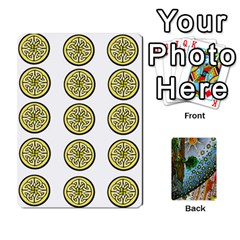 Decktet By Melody   Playing Cards 54 Designs   P3cjj4h2c9v3   Www Artscow Com Front - Club10