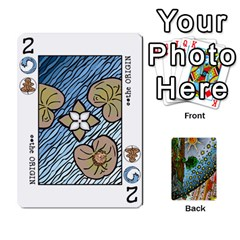 Jack Decktet By Melody   Playing Cards 54 Designs   P3cjj4h2c9v3   Www Artscow Com Front - SpadeJ
