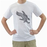 eagle_215 White T-Shirt