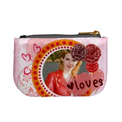 Love By Joely   Mini Coin Purse   5ahdo3rvcfxb   Www Artscow Com Back