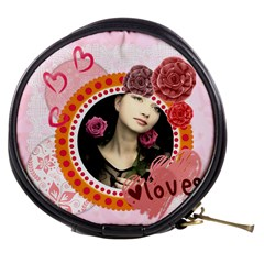 Love By Joely   Mini Makeup Bag   Iac60qzw68da   Www Artscow Com Front