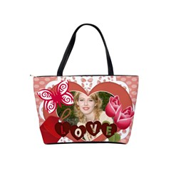 Love By Joely   Classic Shoulder Handbag   86u4thgu25d8   Www Artscow Com Back