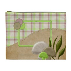 Spring Cuties Xl Cosmetic Bag By Lisa Minor   Cosmetic Bag (xl)   Sgqg7co8b8al   Www Artscow Com Front