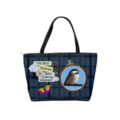 Backyard Friends Are Best Classic Shoulder Handbag By Lil    Classic Shoulder Handbag   Qq8czf6sys7g   Www Artscow Com Back