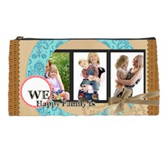 Family By Joely   Pencil Case   2xs1vf59zdao   Www Artscow Com Front