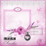 12x12 Scrapbook Page - ScrapBook Page 12  x 12