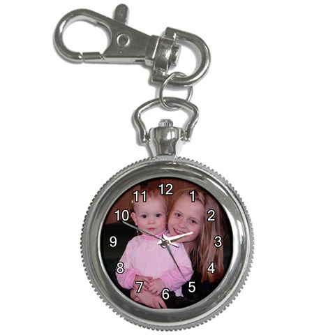 Clipwatch By Diana Sharp   Key Chain Watch   Yfi9nrdsikcq   Www Artscow Com Front