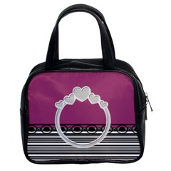 Love ring handbag by Daniela Front